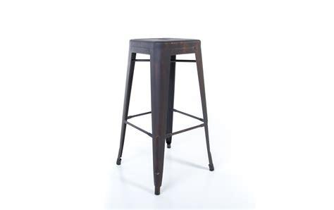 Tabouret De Bar Métallique by Tabouret Bar Aluminium Maison Design Wiblia