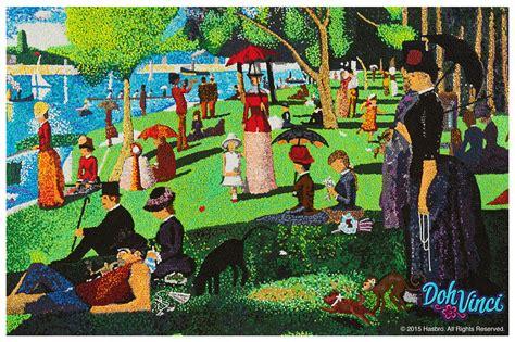 georges seurat most famous paintings 6 dohvinci interpretations of classic works of art
