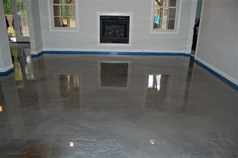 Basement Concrete Floor Paint Epoxy : Introduction of