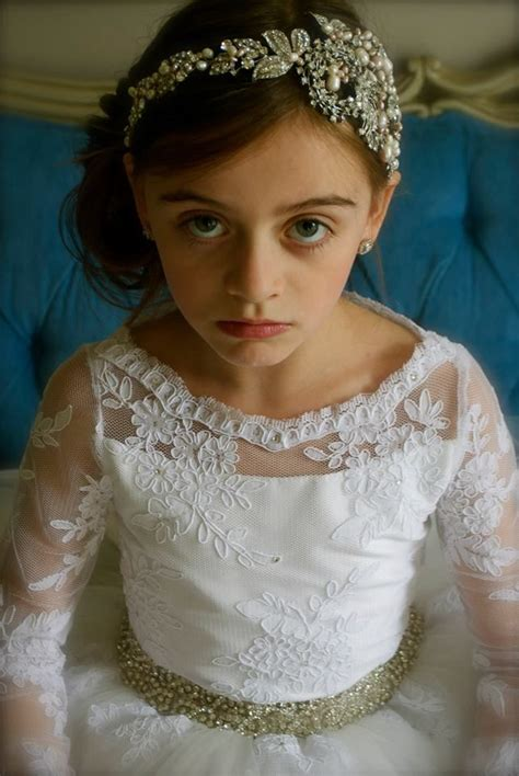 Holy Communion Hairstyles by 28 Best Images About Communion On Babies