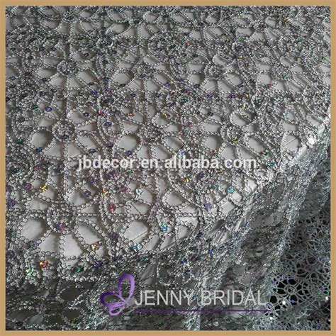 silver lace table overlay tl001j2 1 cheap wholesale lace tablecloths chemical lace