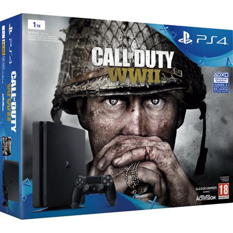 Kaset Ps4 Call Of Duty Wwii playstation 4 ps4 consola de 1 tb cod wwii investing build