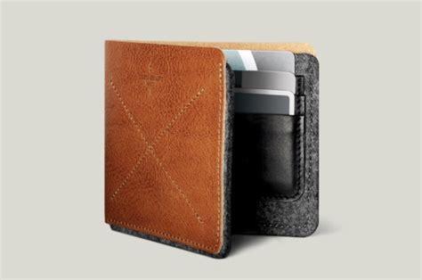 Handmade Italian Leather Wallet - graft handmade italian leather wallets 3 thecoolist