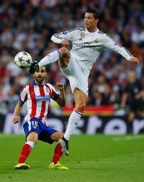 real madrid atletico de madrid 2015 cristiano ronaldo photos photos real madrid cf v club