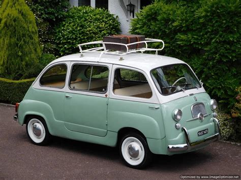 1960 Fiat 600 Multipla For Sale 1960 Fiat Multipla For Sale Classic Cars For Sale Uk