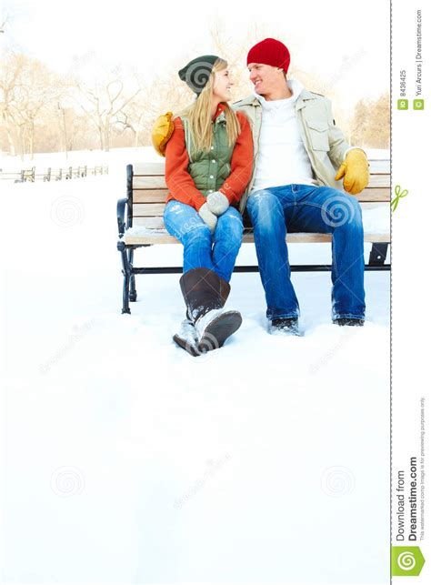 bench couple shirt royalty free stock photo couple sitting on a bench