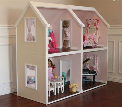 1000 Ideas About American Girl House On Pinterest Girls Plans For 18 Inch Doll House