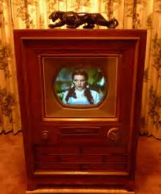 when did color tv began rca ct 100 color television design