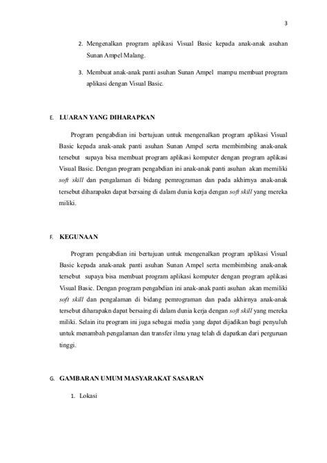 format asuhan keperawatan masyarakat contoh judul pkm gt bidang ekonomi contoh raffa