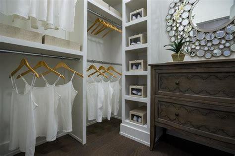 Walk In Closet Dresser Walk In Closet With Freestanding Dresser Transitional Closet