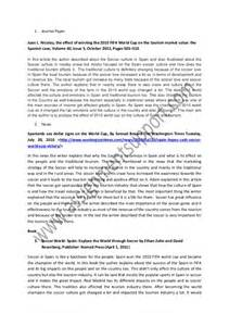 annotated essay exle annotated bibliography sle from assignmentsupport essay writi