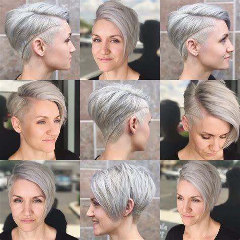 10 Coiffures Courtes pour les Femmes de Plus de 40 Coupes de cheveux Pixie mise à Jour   Votre