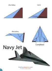 Steps On A Paper Airplane - 25 best ideas about paper planes on make a