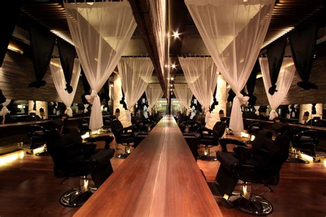 black hair salons in tokyo japanese hair salon hairu by chrystalline architect