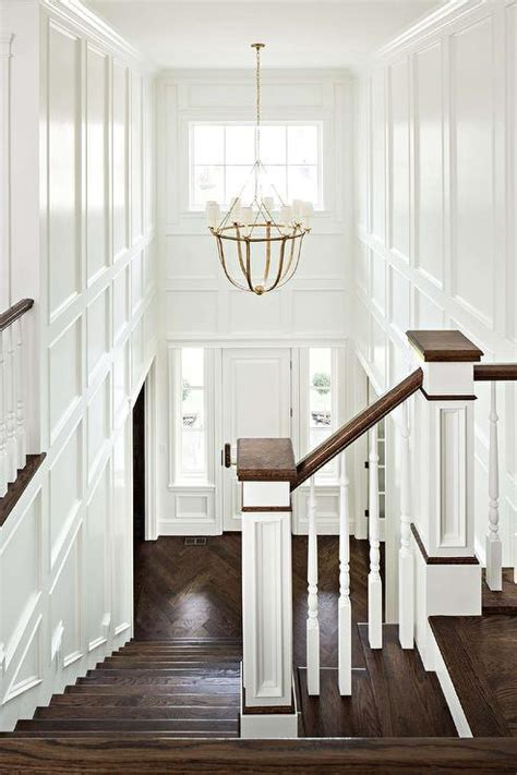 Foyer Wall by Two Story Foyer Lighting Design Ideas