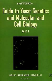 what is a guide to biology books guide to yeast genetics and molecular and cell biology