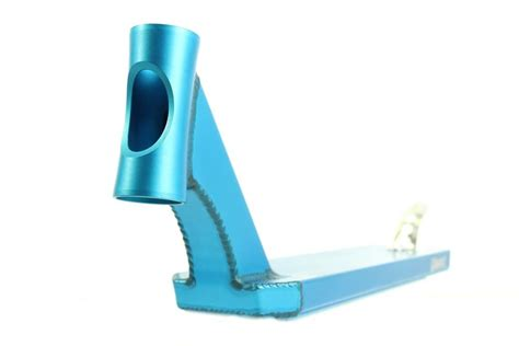 Pro Scooter Deck by Apex Pro Scooter Deck Teal Myproscooter