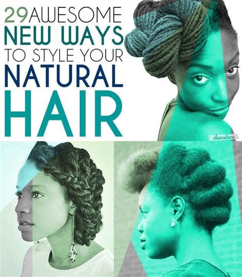 afro hairstyles buzzfeed 29 awesome new ways to style your natural hair styles