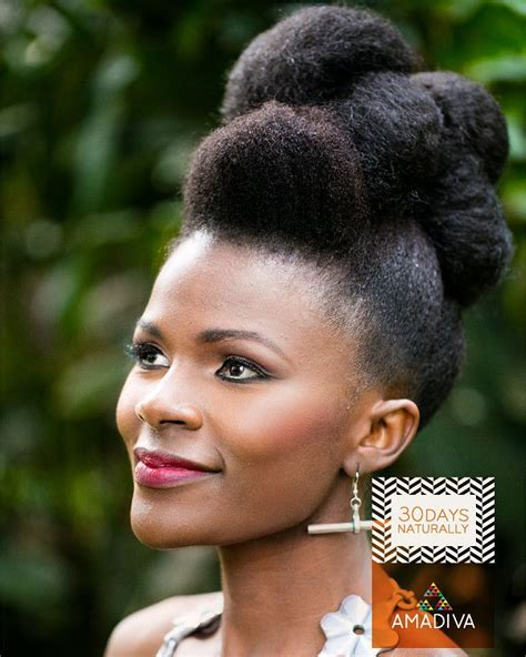 modern hairstyles in kenya nairobi salon gives natural hair makeovers to 30 kenyan