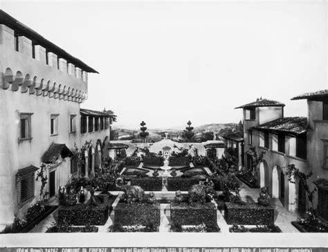 il giardino italiano la mostra giardino italiano a palazzo vecchio 1931