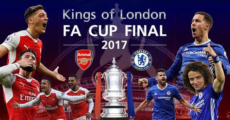 Patch The Emirates Fa Cup 2017 showdown zwischen fc chelsea und fc arsenal fa cup finale live und exklusiv bei eurosport 1