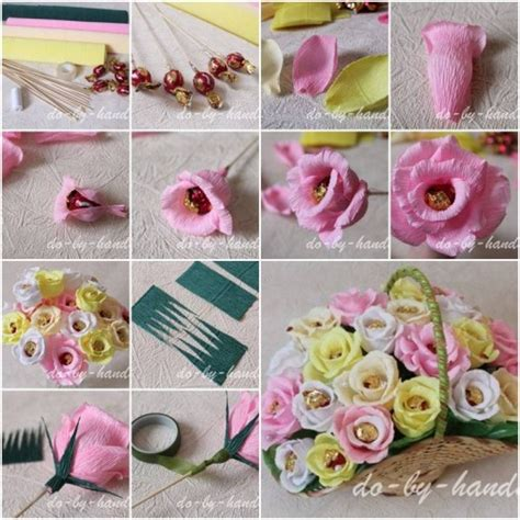 How To Make Roses With Paper Step By Step - how to make paper roses with step by step diy