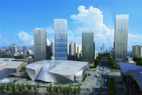modern museum architecture shenzhen museum of contemporary coop himmelb l au e