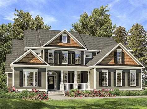 house plans with a porch side porch 3661dk architectural designs house plans