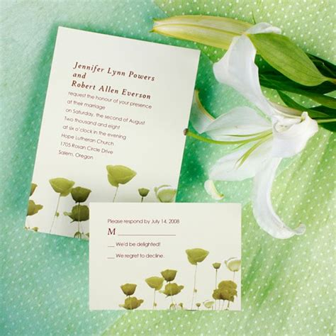 Summer Theme Wedding Invitations by Cheap Wedding Invitations Summer Wedding Invitations