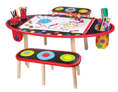kids art table find the cutest art table for kids homesfeed