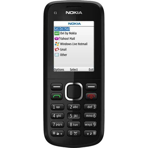 Casing Nokia C1 1 cellulari nokia che costano meno di 100 settimocell