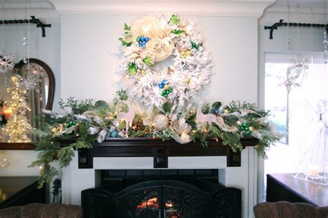 wreath centerpiece ideas fireplace decoration ideas of interior