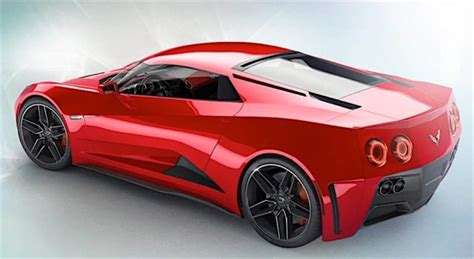 2020 Corvette C8 To Rewrite History And Rules Of Sports