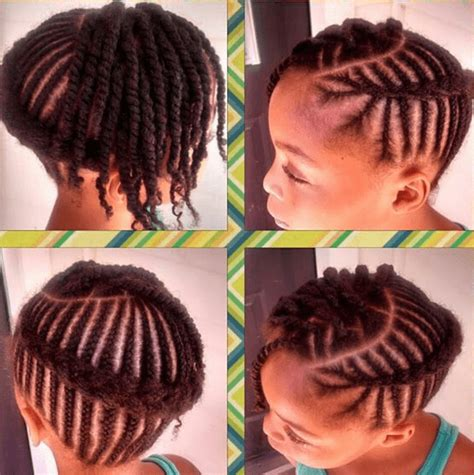Braided Hairstyles For Black Ages 10 12 by Braid Hairstyles For