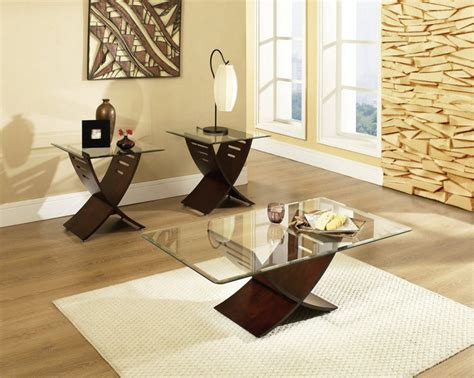 glass table sets for living room coffee table awesome black metal and glass coffee table