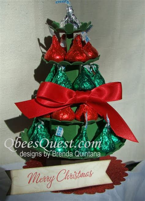 qbee s quest 3d hershey s kisses christmas tree