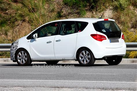 opel meriva 2016 2016 opel meriva b pictures information and specs
