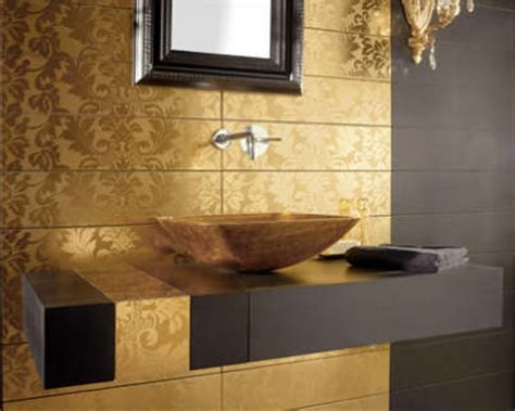 gold bathroom ideas luxury black and gold bathrooms decoholic