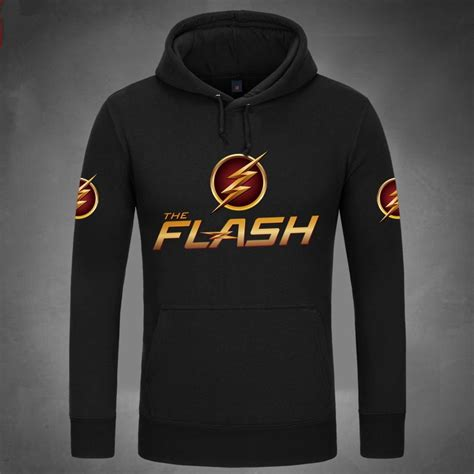 Sweater Hoodie Zipper Flash the flash hoodies hoodies sweatshirts