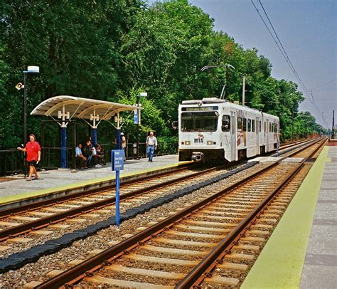 Md Light Rail by Images