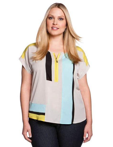 blusas sw moda para gorditas blusas elegantes para chicas gorditas de moda 2013 picture