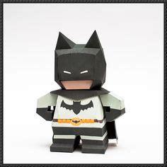 24 Figure One Kapal Thousand Kamen Rider Dc Comics Chibi Batman Free Papercraft Http