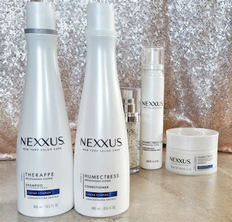 influence hair products reviews taming my hair beast this summer with nexxus new york