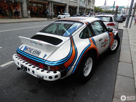 rally porsche 911 porsche 911 rs rally 17 august 2016 autogespot