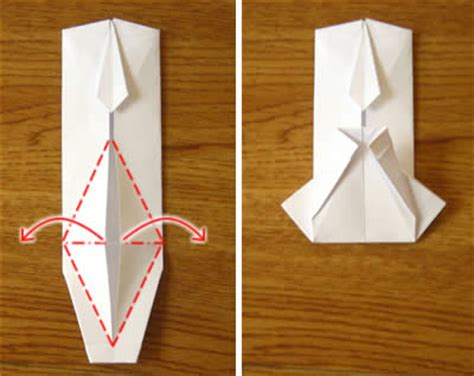 Money Origami Shirt With Tie - money origami shirt and tie folding