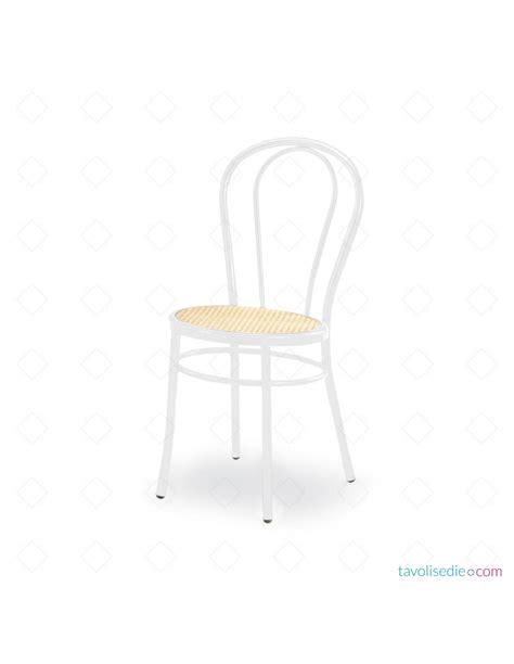 sedie tipo thonet sedia viennese tipo thonet di colore bianco