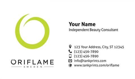 template kartu nama oriflame oriflame business card design 1