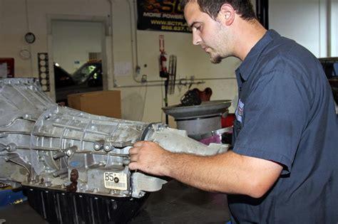 transmission work bench project work truck 5 rebuilding transmission