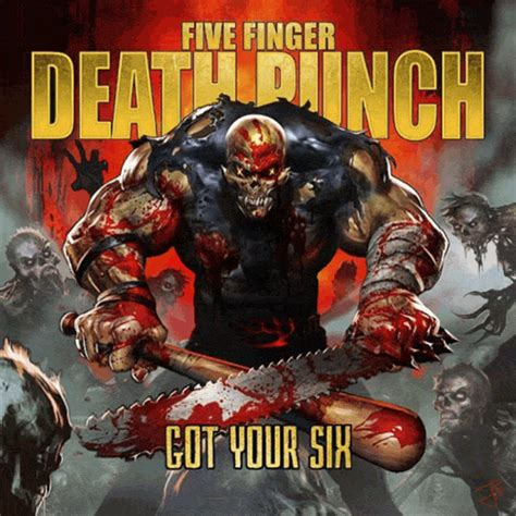 five finger death punch zombie cover download five finger death punch got your six 2015original