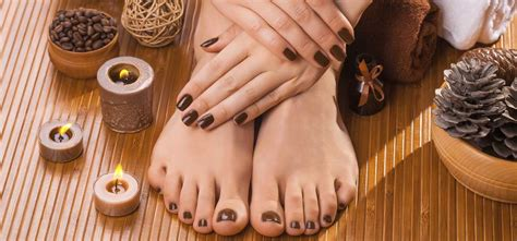 how to do manicure and pedicure at home for beginners